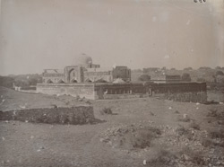 General view of the Jamali Kamali Masjid, Delhi 1003867